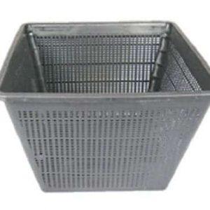 Square Pond Plant Basket