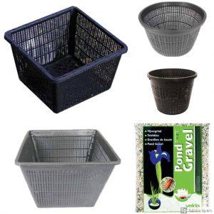 Large Pond Planting Basket Kit
