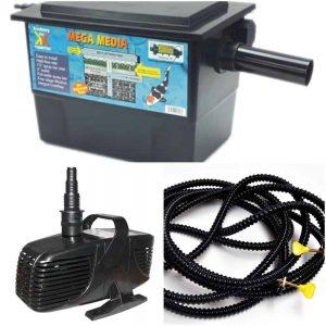 Pond Filter Kit