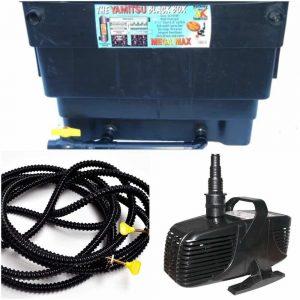 Pump Hose & Filter for 4500 Gallon Pond