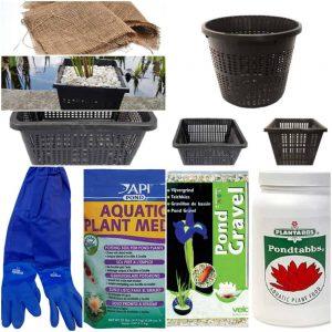 PondH2o Pond Plant Basket Kits & Products