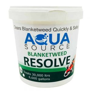 Aquasource Blanketweed Resolve