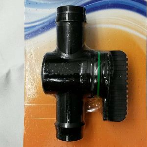 Hose Flow Adjuster Tap