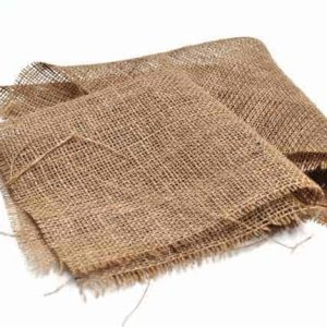 Hessian Square Liners (3 Pack)