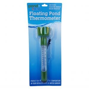 Floating Pond Thermometer