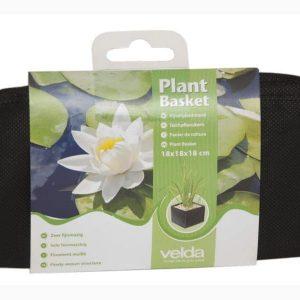 fabric plant basket