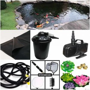 Complete Pond Kits