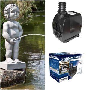 Belgium Boy Fountain