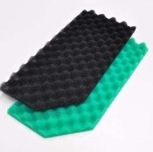 Replacement foam suitable for Fishmate Pond Filter