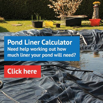 Pond Liner Calculator