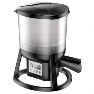Automatic Pond Fish Feeder With Wifi