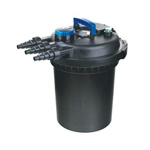 Pressurized Pond Filter w/18 Watt UV Clarifier