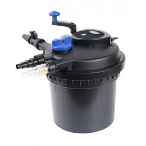 Pressurized Pond Filter For 1000 Gallon