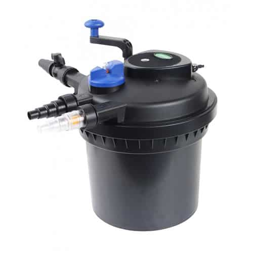 Pressurized Pond Filter For 1000 Gallon