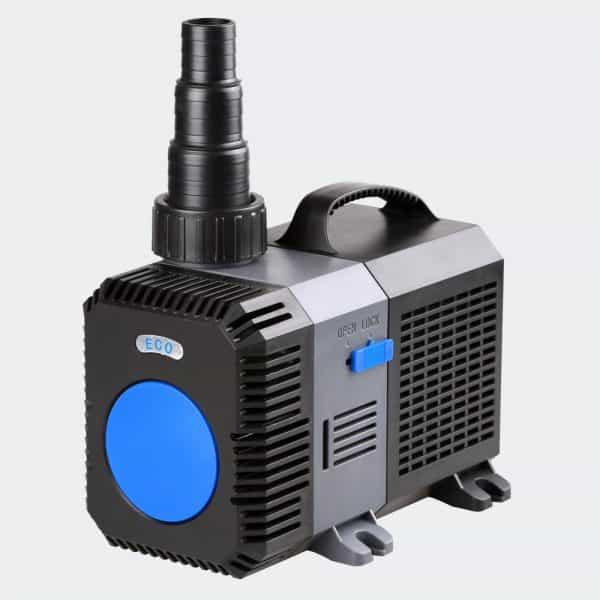 2600 Gallon Submersible Pond Pump
