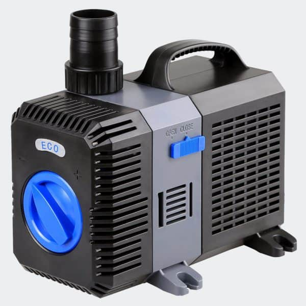 PondH2o 1585 GPH Submersible Pond Pump With Variable Flow Control