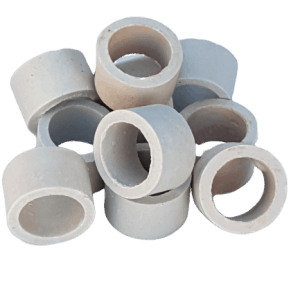 Ceramic Weight Planting Rings For All Types Of Aquarium Plants 10 Ring Pack