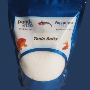 AquariumH20 Tonic Salts Water Conditioner 1.1 lb (500 Grams)