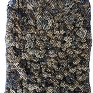 4 Pounds (1.9 Kilo) Alfagrog Filter media. Alfagrog is a very porous biological filter media that has a large surface area for bacteria to congregate in and clean your pond or aquarium water