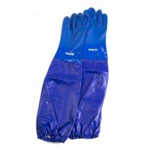 Yamitsu Full Length Blue Pond Care Gloves