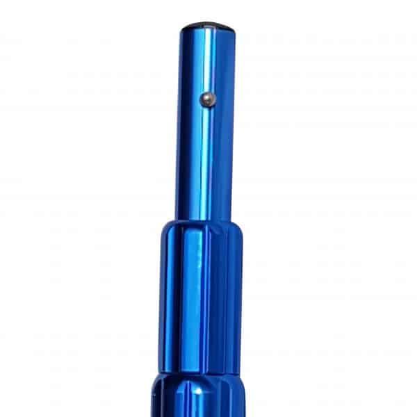 Heavy Duty Koi Handling Kit – 24 Inch Pan Net, Waterproof Koi Sock, Telescopic Heavy Duty Pole & 15 Inch Detachable Pole