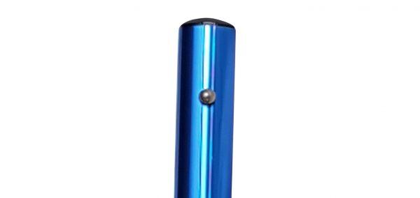 "Heavy Duty Koi Pan Net 24"" Diameter Koi Pan Net with 3 Foot (39 Inch) Pole"