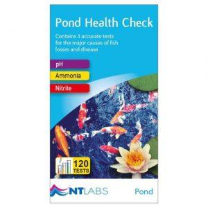 Pond Water Mini Test Kit