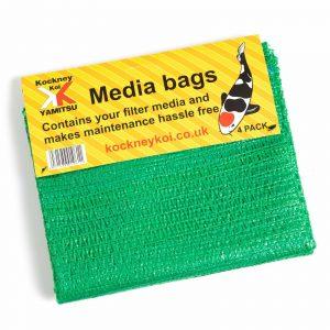Kockney Koi Filter Media Bag 19.5 Inch x 31 Inch (50cm x 80cm) 4pk